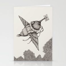 'Telegramme' (Part 1 & 2) Stationery Cards