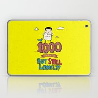 1000 Friends Laptop & iPad Skin
