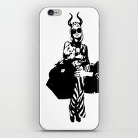 Paris Memento Mori iPhone & iPod Skin