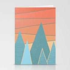 Sunset II Stationery Cards