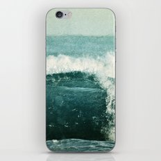 nouvelle vague iPhone & iPod Skin