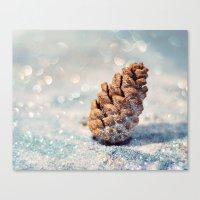 Snow Cone Canvas Print