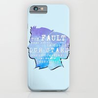 iPhone & iPod Case featuring The fault in our stars by Ashleigh
