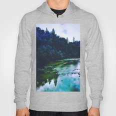 Blue Trees Hoody