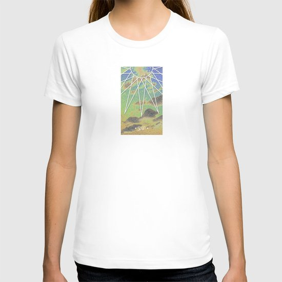 Solarized Burst T-shirt