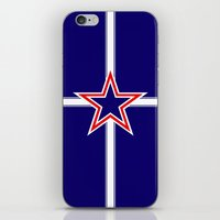 Southern Cross flag  iPhone & iPod Skin