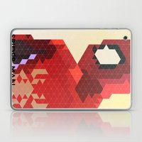 Geometric Spider-Man Laptop & iPad Skin