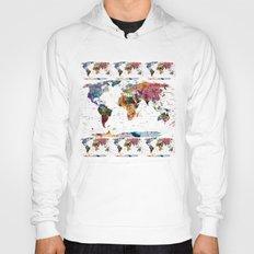 map Hoody