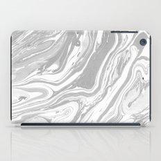 Marble - Grey Wash iPad Case