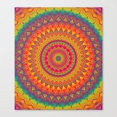 Mandala 507 Canvas Print