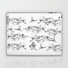 BIRD GEHRL Laptop & iPad Skin