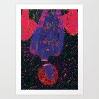 uprainy Art Print