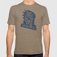 Will of Team 7 [Blue] Mens Fitted Tee Tri-Coffee SMALL