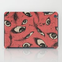 Pink Eye iPad Case