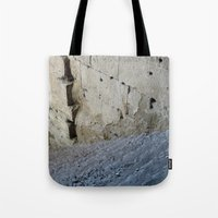 Stairway From The Past. Tote Bag