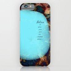 affirmation... Slim Case iPhone 6s
