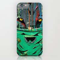 Wolf Mother - Screen Print Edition  iPhone 6 Slim Case