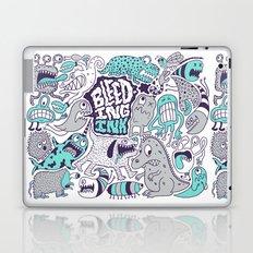 Bleeding Ink Laptop & iPad Skin
