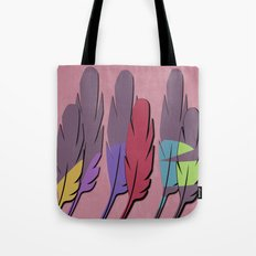 Feather1 Tote Bag