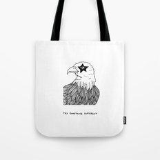 Eagle Eye (Try Something Different) Tote Bag