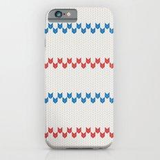 Pattern Pippi Slim Case iPhone 6s