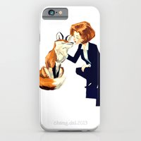 iPhone & iPod Case featuring Trust of the Fox by tumblebuggie