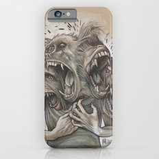 One Screaming Monkey at a Time iPhone 6 Slim Case
