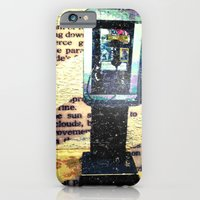iPhone & iPod Case featuring Old News by Lilly Guastella