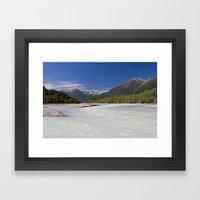Lechtal, Tirol Framed Art Print