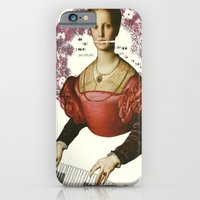 iPhone & iPod Case featuring fa sostenido by Willy Ollero
