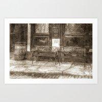 Pub Resting Place Art Vi… Art Print