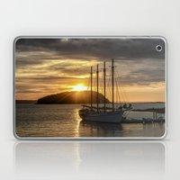 Sunrise Bar Harbor Maine Laptop & iPad Skin