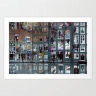 Amsterdam 23 Art Print