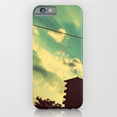 sun goes down iPhone 6s Slim Case