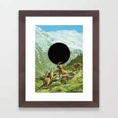 Lapse of Nature Framed Art Print