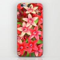 Blooming Heart ~ In Memory of Mackenzie iPhone & iPod Skin