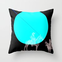 Well I'm Just Bigger Throw Pillow