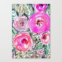 Gardens Of Berkeley Canvas Print