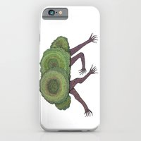 Creeping Shrubbery iPhone 6 Slim Case
