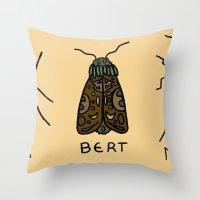 bugs. Throw Pillow