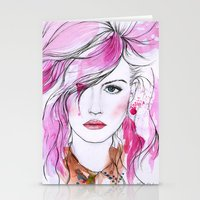 Charlotte Free Stationery Cards
