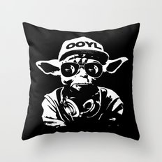 Only Once You Live Throw Pillow