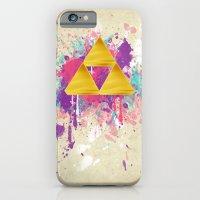 Splash Triforce iPhone 6 Slim Case