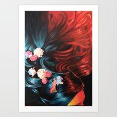 Glory Art Print