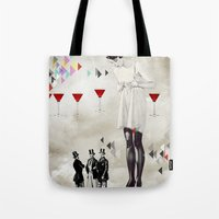 Women Thoughts Tote Bag