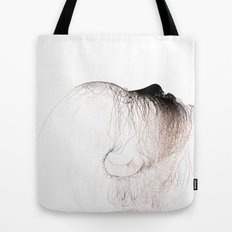 The head of love Tote Bag