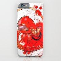 Alien chestbursting iPhone 6 Slim Case