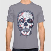 Scars Mens Fitted Tee Slate SMALL