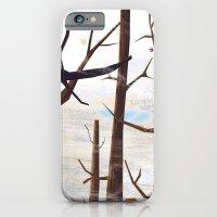 Trees Tops iPhone 6 Slim Case