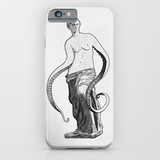 Who Knows? (Tentacles) iPhone & iPod Case